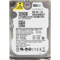 "Жесткий диск HDD 2.5"" SATA 320GB WD WD3200BUCT 5400rpm 16MB"