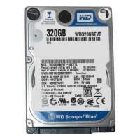 "Жесткий диск HDD 2.5"" SATA 320GB WD WD3200BEVT 5400rpm 8MB"