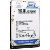 "Жесткий диск HDD 2.5"" SATA 160GB WD WD1600BEVT 5400rpm 8MB"