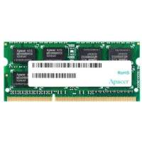 Модуль памяти для ноутбука SoDIMM DDR3L 2GB 1600 MHz Apacer (AS02GFA60CAQBGJ)