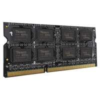 Модуль памяти для ноутбука SoDIMM DDR3 2GB 1600 MHz Team (TED3L2G1600C11-S01)