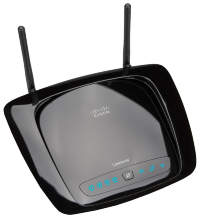Маршрутизатор LinkSys WRT160NL with Storage Link