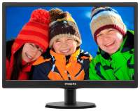 "Монитор TFT20"" Philips 203V5LSB26 LED Black 5ms"
