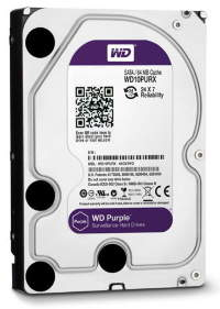 "Жесткий диск HDD 3.5"" SATA 3TB WD WD30PURX IntelliPower 64MB"