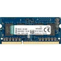 Модуль памяти для ноутбука SoDIMM DDR3 2GB 1333 MHz Kingston (KVR13S9S6/2)
