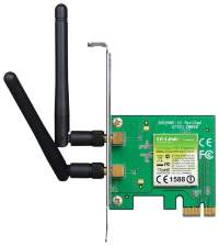 Адаптер TP-LINK TL-WN881ND Wi-Fi PCI-E 300Mbps