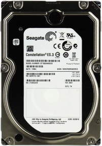 "Жесткий диск HDD 3.5"" SATA 1TB Seagate ST1000NM0033 7200rpm 128MB"