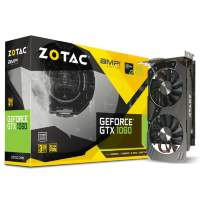 Видеокарта ZOTAC GeForce GTX1060 3072Mb AMP! Edition (ZT-P10610E-10M)