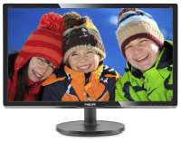 "Монитор TFT20"" Philips 206V6QSB6 LED Black 14ms IPS"