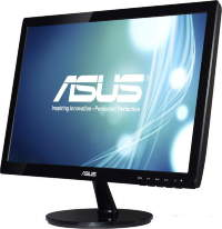 "Монитор TFT19"" Asus VS197DE LED Black 5ms"