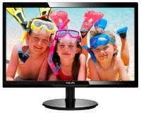 "Монитор TFT24"" Philips 246V5LHAB LED Black 5ms"