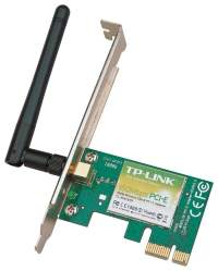 Адаптер TP-LINK TL-WN781ND Wi-Fi 802.11n PCI Express 150Mbps