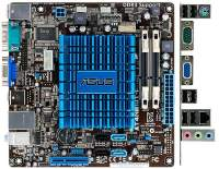 Б/У Материнская плата Asus Intel NM10+ Atom D425 AT4NM10T-I mini-ITX